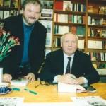 mit Oskar Lafontaine (Autorenlesung)