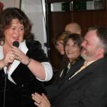 mit Musicalstar Anne Welte
